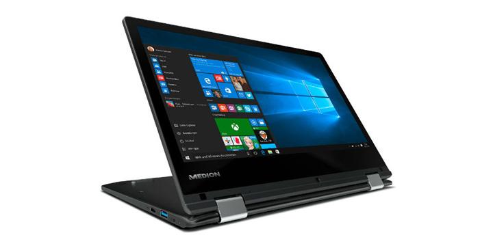 Imagen - Medion Akoya E2221T, el nuevo portátil asequible
