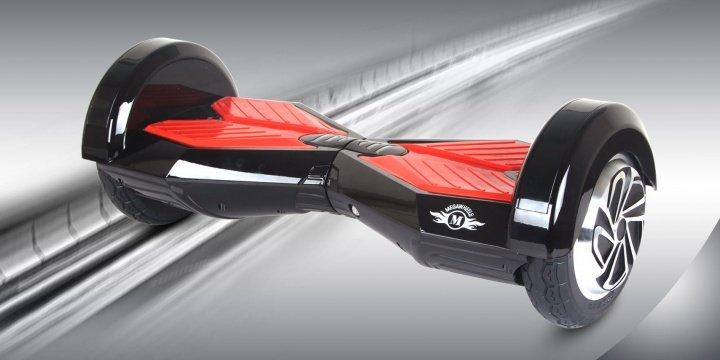 Oferta: Megawheels TW02, un hoverboard con ruedas de 8 pulgadas a un gran precio