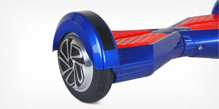Imagen - Oferta: Megawheels TW02, un hoverboard seguro por 176 euros