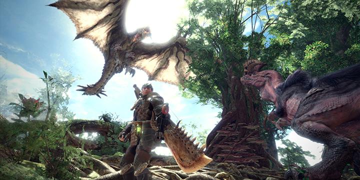 Monster Hunter World presenta su primer gameplay de 24 minutos