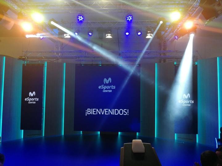 Imagen - Movistar eSports Center, la nueva sede de los eSports abre sus puertas en Madrid