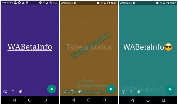 Image - Will States Text in WhatsApp