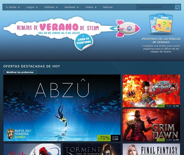 Imagen - Las ofertas de verano de Steam ya están aquí, ¡no te las pierdas!