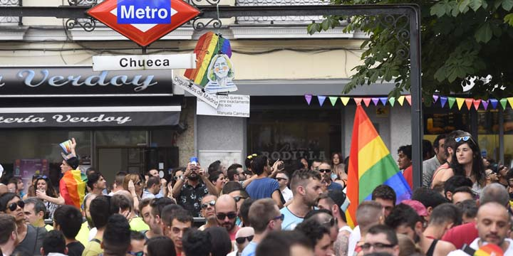 Imagen - Google Maps te muestra la ruta del WorldPride Madrid