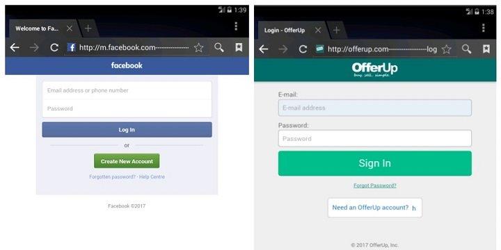 Imagen - Tu contraseña de Facebook es el objetivo de esta nueva técnica de phishing