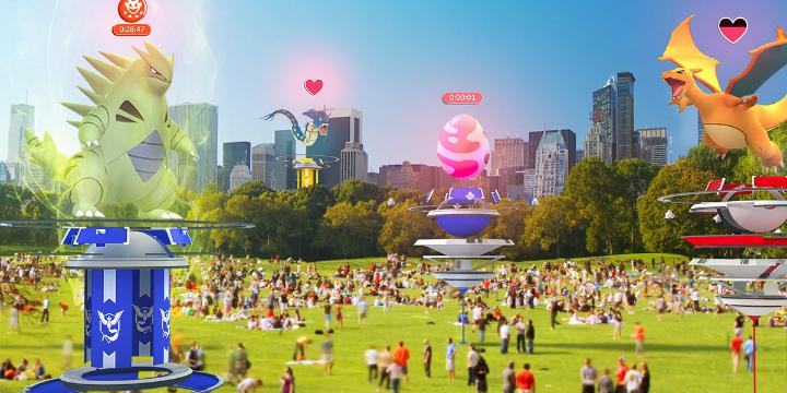 Imagen - Los pokémon legendarios llegarán a Pokémon Go dentro de muy poco
