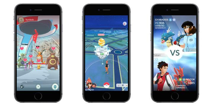 Imagen - Pokémon Go actualiza los gimnasios con incursiones, medallas y nuevos objetos