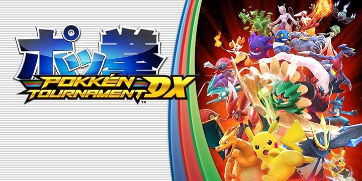Pokkén Tournament DX, el juego de combates Pokémon para Nintendo Switch