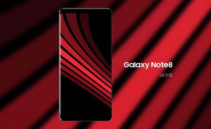 Imagen - 3 conceptos de Galaxy Note 8 que revelan su futuro diseño