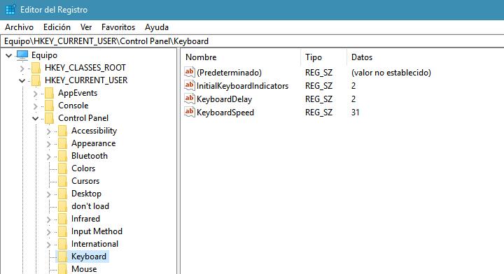 Imagen - Escoge el comportamiento del bloqueo numérico al encender Windows 10