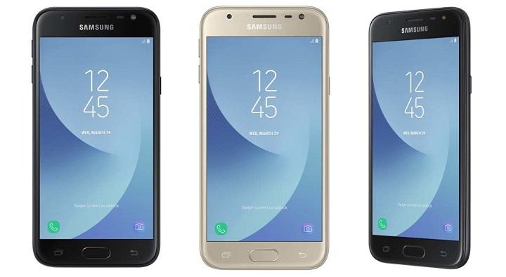 Imagen - Samsung Galaxy J3, Galaxy J5 y Galaxy J7 (2017) ya son oficiales