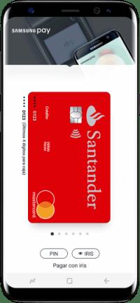 Imagen - Los clientes de Santander ya pueden usar Samsung Pay