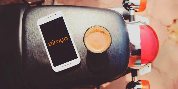 Simyo lanza un bono para el puente de octubre: 4GB para 4 días por 4 euros