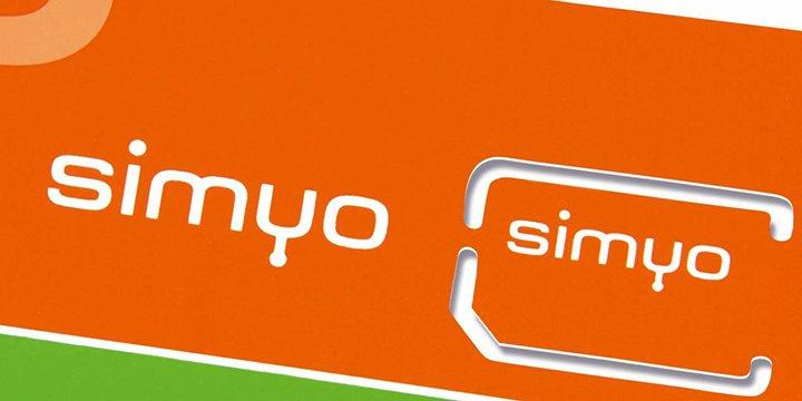 Simyo lanza ofertas en móviles por el Black Friday