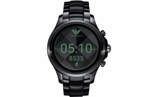 Imagen - Armani lanzará un reloj con Android Wear