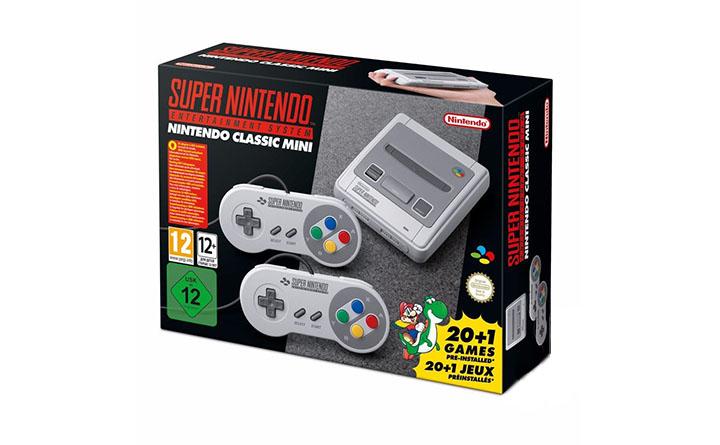 Imagen - SNES Mini es oficial: detalles de la reedición de Super Nintendo