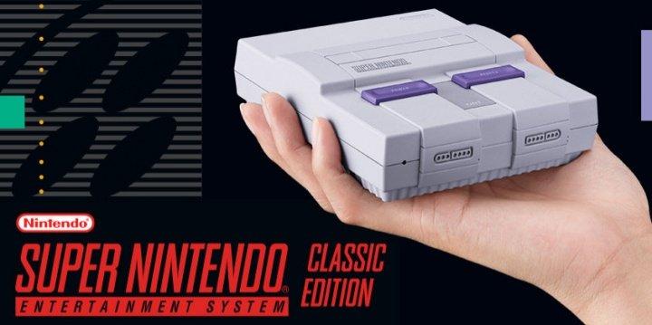 Imagen - Nintendo fabricará más SNES Mini y NES Mini regresará en 2018