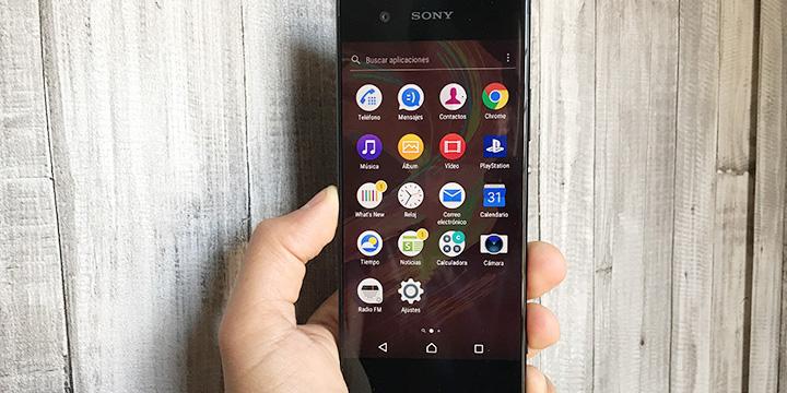 Imagen - Review: Sony Xperia XA1, un móvil gama media de lujo, pero sin lector de huellas