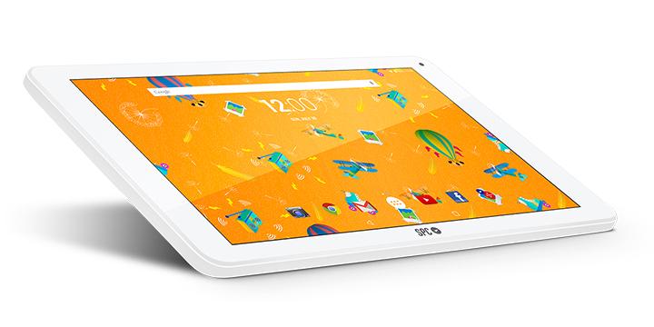 Imagen - Twister 10.1, Blink 10.1, Heaven 10.1 y Flow 7, la renovada gama de tablets de SPC