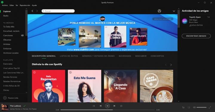 Imagen - Descarga ya Spotify desde la Windows Store
