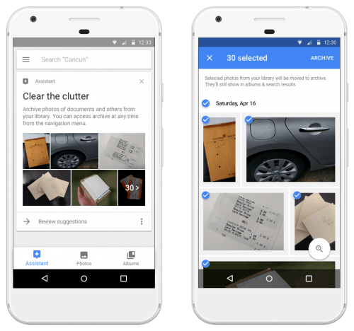 Image - Google Photos suggests what photos to archive
