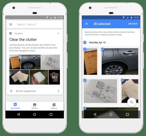 Imagen - Google Photos te sugiere qué fotos archivar