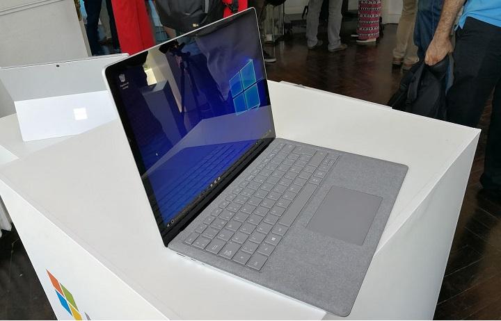Imagen - Nueva Surface Pro y Surface Laptop: precios y disponibilidad en España