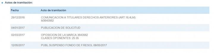 """Imagen - El repartidor que abofeteó a MrGranBomba quiere registrar la marca """"caranchoa"""""""