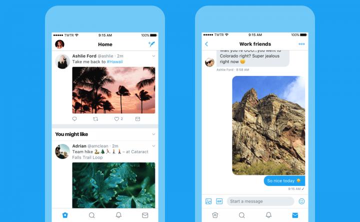 Imagen - Twitter renueva su interfaz en iOS, Android y web