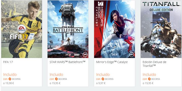 Imagen - EA ofrece casi 100 juegos gratis durante una semana