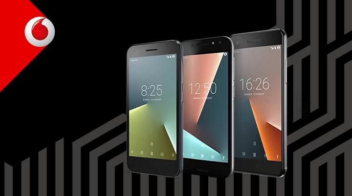 Imagen - Smart V8, Smart N8 y Smart E8, ya son oficiales los nuevos smartphones Vodafone