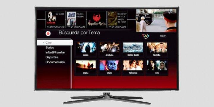Imagen - Vodafone One TV añade nuevos canales temáticos en 4K