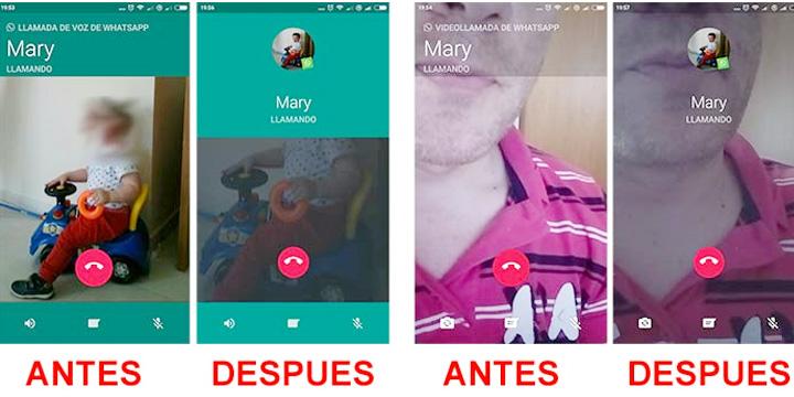 Imagen - WhatsApp 2.17.229 renueva la interfaz de las llamadas