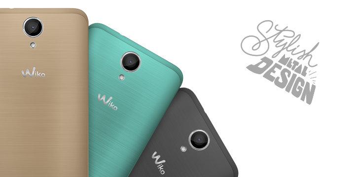 Wiko Harry, un smartphone con 3 GB de RAM por 159 euros