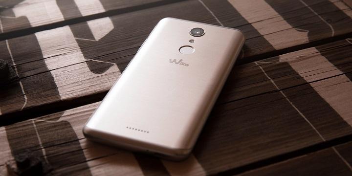 Wiko Upulse Lite: 3 GB de RAM, lector de huellas y fotos de 52 MP por 189 euros