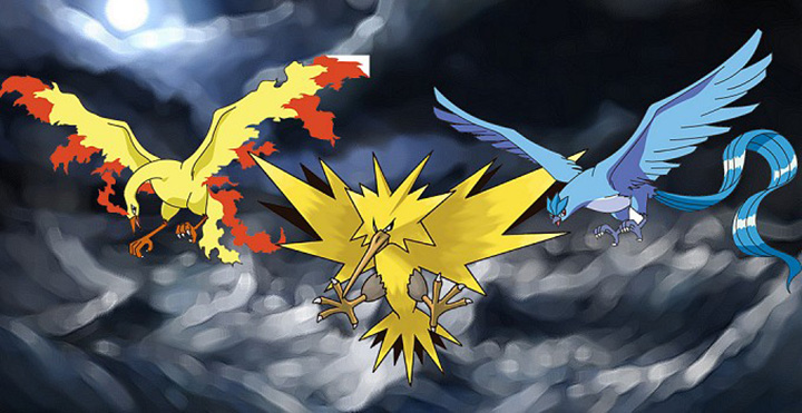 Imagen - Pokémon Go recibirá al resto de pokémons legendarios en estas fechas
