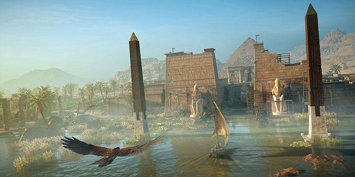 Assassin's Creed: Origins nos muestra 20 minutos de gameplay en su nuevo vídeo