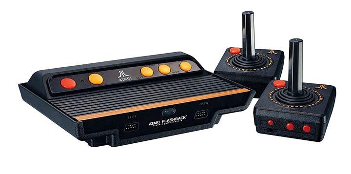 Imagen - Mega Drive Flashback y Atari Flashback, dos consolas retro que regresan