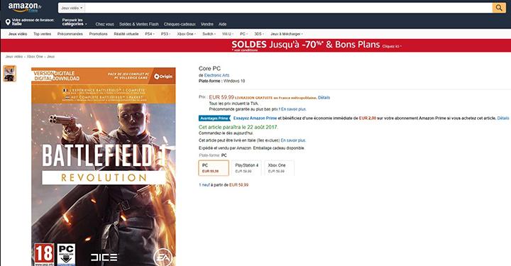Imagen - Battlefield 1 Revolution llegará a las tiendas con todos los DLC y expansiones