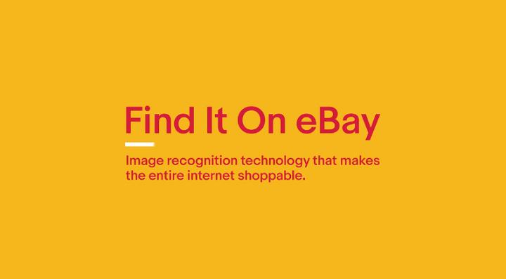 Imagen - eBay permitirá hacer búsquedas mediante fotos