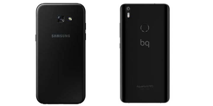 Imagen - BQ Aquaris X Pro vs Galaxy A5: ¿qué gama media es mejor?