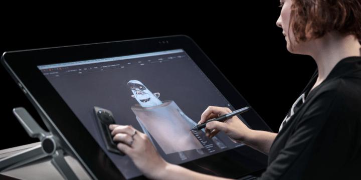 Imagen - Cintiq Pro de 24 y 32 pulgadas, las pantallas digitalizadoras para artistas de Wacom