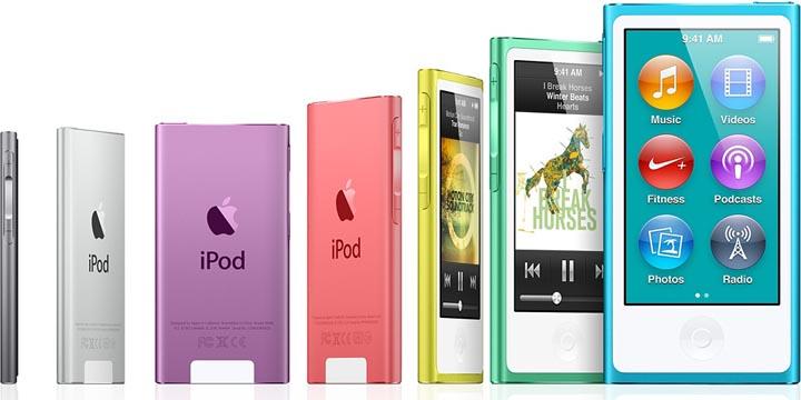 Imagen - Apple acaba con los iPod Nano y iPod Shuffle