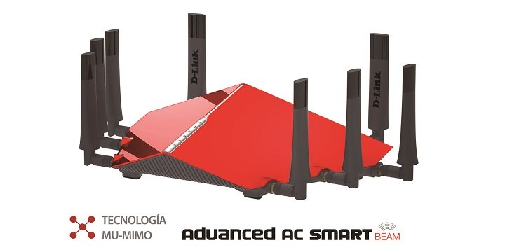 Imagen - D-Link DIR-895L y DIR-885L, los nuevos routers con Wi-Fi ac Wave 2