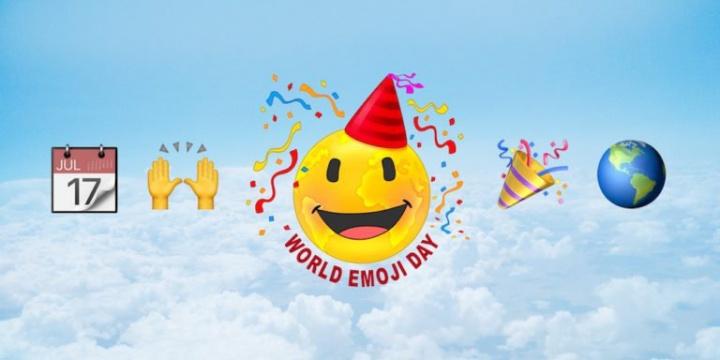 Hoy se celebra el Día Mundial del Emoji