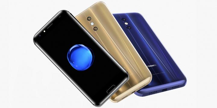 Imagen - Mix, Mix Plus y BL5000, los smartphones de Doogee con mejor diseño