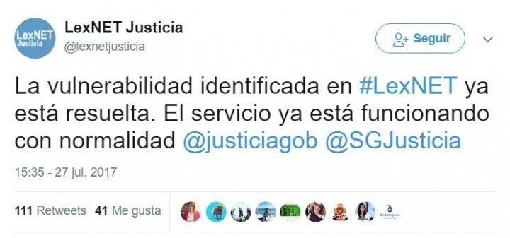 Imagen - Todos los casos judiciales de España quedaron expuestos por un error informático