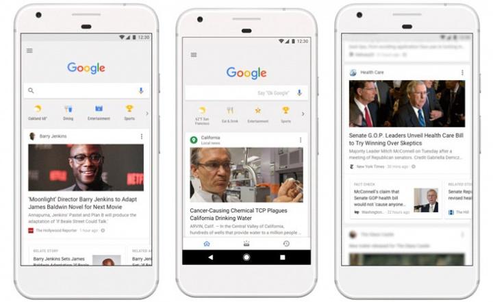 """Imagen - Google ya permite """"seguir"""" algunos resultados de búsqueda"""