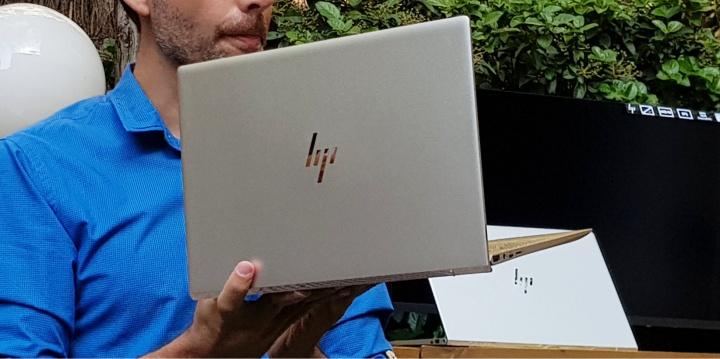 Imagen - HP Envy, un portátil ultraligero con pantalla 4K y lector de huellas