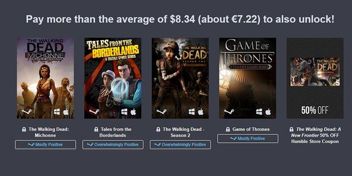 Imagen - Grandes juegos de Telltale Games a precios increíbles en Humble Bundle